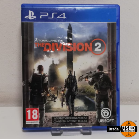 The division 2 Playstation 4 | Incl. garantie