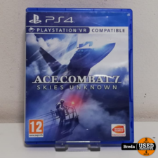 Ace Combat 7 Skies unknown Playstation 4 | Incl. garantie