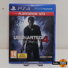 uncharted 4 a thief's end Playstion 4 | Incl. garantie