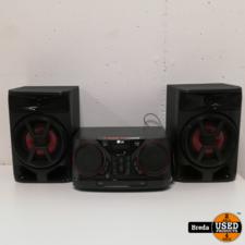 lg ck43 mini hifi system | Incl. garantie
