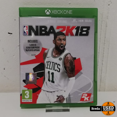 NBA 2K18 Xbox One | Incl. garantie