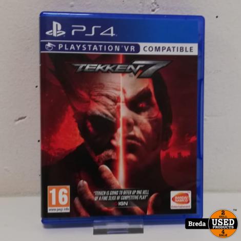 Tekken 7   Incl. garantie