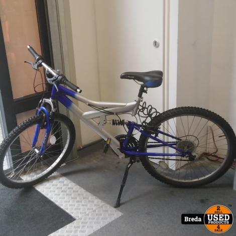 plush Mountenbike met slot  | Incl. garantie