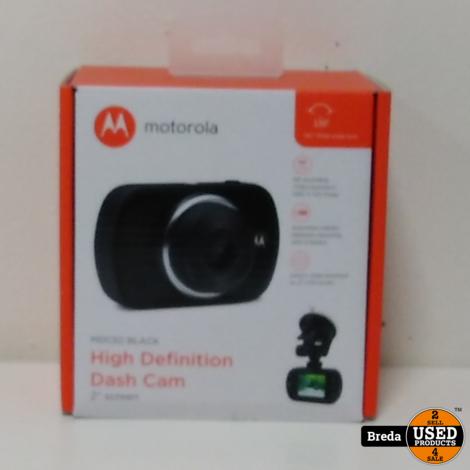 Motorola MDC50 dashcam - HD - schokdetectie - parkeermonitor - kijkhoek 130° | Incl. garantie