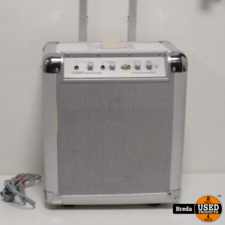 ION Block Rocker versterker met kabel | Incl. garantie