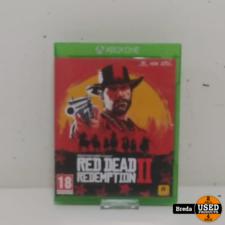 Xbox One Red Dead Redemption 2 (2 Disc) | Incl. garantie