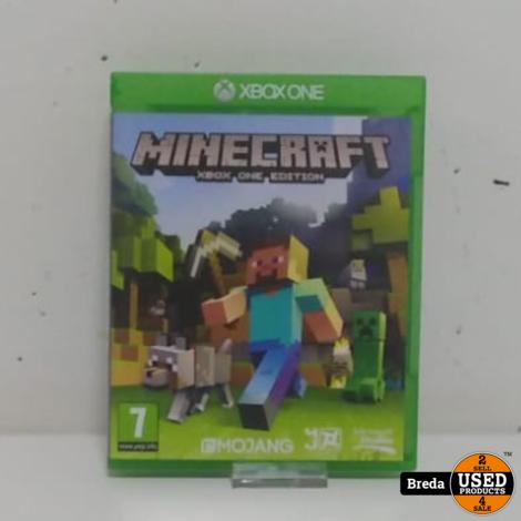 Xbox one Minecraft | Incl. garantie