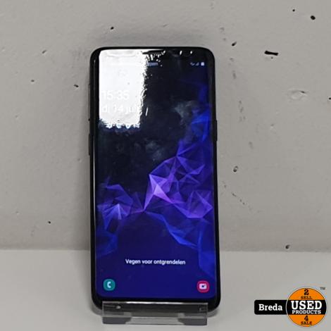 Samsung Galaxy s9 64gb zonder oplader en doos   Incl. garantie
