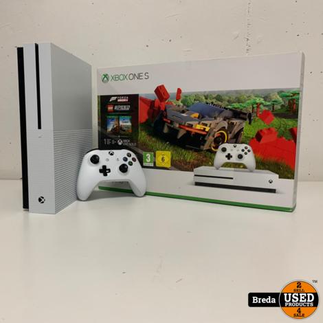 Xbox one s met controller | Incl. garantie
