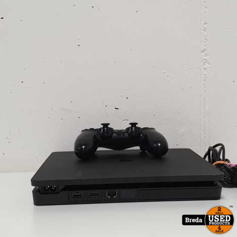 playstation 4 slim 500gb met controller In doos | Incl. garantie