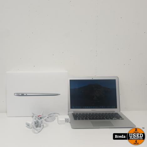 MacBook Air (13-inch, 2017) met oplader in doos   Incl. garantie