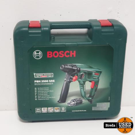 Bosch PBH 2500 SRE Boormachine | In koffer | Met garantie