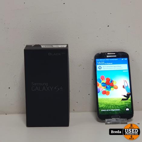 Samsung galaxy s4 16gb met oplader in doos | Incl. garantie
