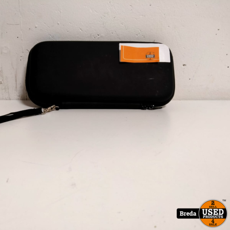 Nintendo Switch Case + 2x Nintendo Switch Accessoire