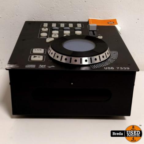 US Blaster DJ CD-Speler | Incl. garantie