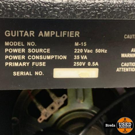 RITMULLER m- 15   Incl. garantie