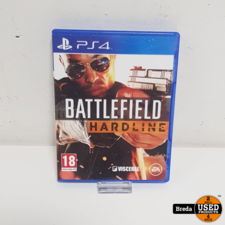 Ps 4 Battlefield Hardline || Incl. garantie