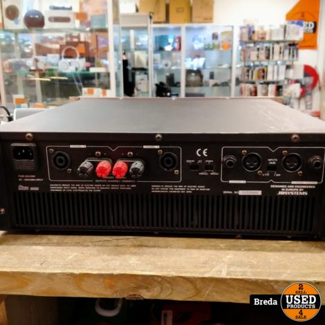 JB Systems C Two 800 Pro Series Eindversterker     Incl. garantie