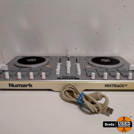 Numark Mixtrack 2 + USB-kabel (lage pr. ivm mist knopjes) || Incl. garantie