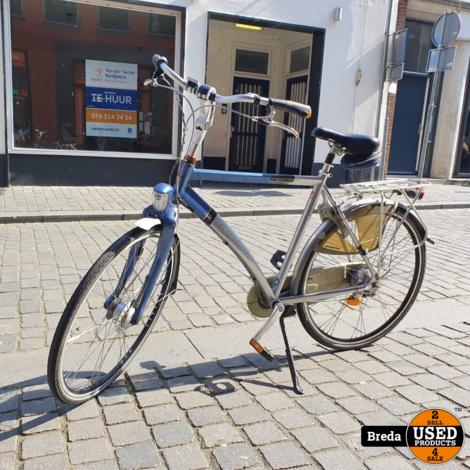 Batavus fiets in goedestaat