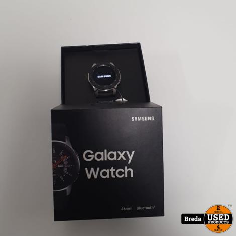 Samsung Watch 46mm Zwart | Compleet in doos | Met garantie