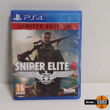 Playstation 4 spel | Sniper Elite 4