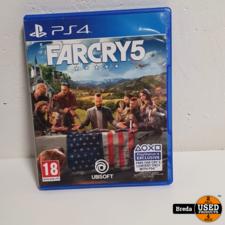 Playstation 4 spel   Far Cry 5 (No DLC)
