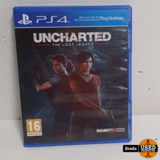 Playstation 4 spel | Uncharted: The Lost Legacy