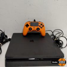 playstation 4 slim 500 GB zonder offeciele controller  Incl. garantie