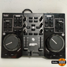 Hercules DJ Control Instinct Zwart | Met garantie
