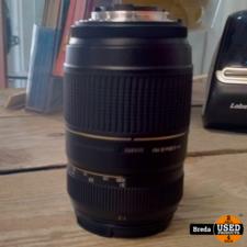 Tamron AF 70-300mm F/4-5.6 Di LD Macro (Canon)   Incl. garantie