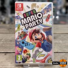 Nintendo Super Mario Party   Incl. garantie
