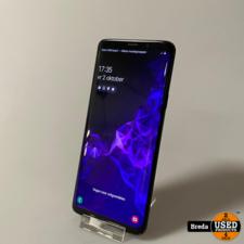 Samsung Galaxy S9 Plus 64GB Zwart Nette Staat met Garantie