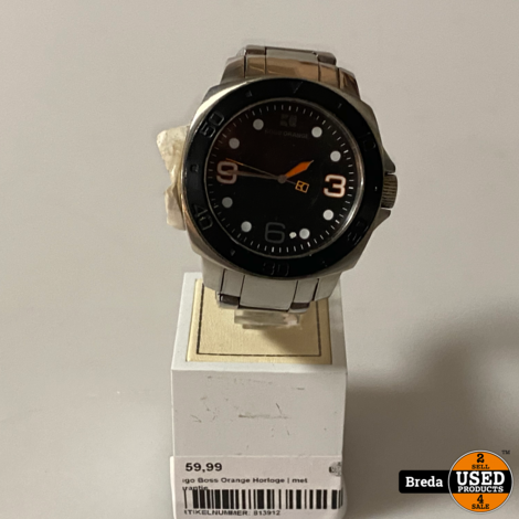 Hugo Boss Orange Horloge | met Garantie