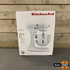 KitchenAid Heavy Duty 5KPM5EWH - Keukenmachine - Wit | NIEUW in doos