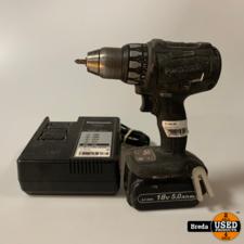Panasonic ey74a2 schroefboormachine || Met accu + lader || Met garantie