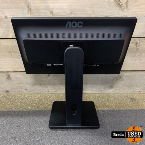 AOC E2275PWJ Monitor || NIEUW In doos || Met garantie