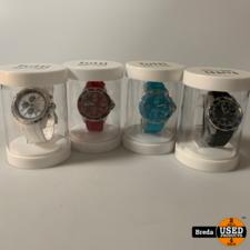 Tutti Milano Horloge | Diverse Kleuren | NIEUW in doos | Met garantie