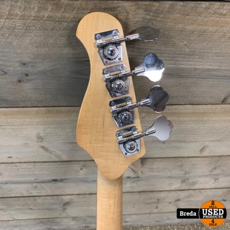 Dean Marley 4-snarige bassgitaar | Met garantie