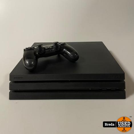 Playstation 4 Pro 1TB | Met 1 controller | Met garantie