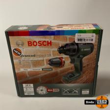 Bosch Advanced Impact 18V zonder Accu | NIEUW met Garantie