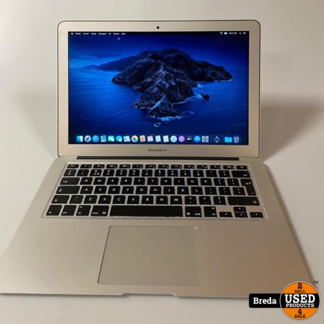 Macbook Air 13 2015 | i5 4GB RAM 128GB SSD | Met garantie