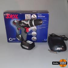 Skil 2461 Boormachine | Compleet in doos | Met garantie