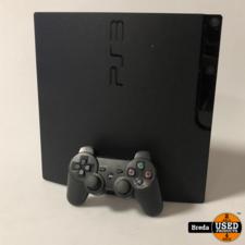 Playstation 3 320GB Slim Met 1 Controller| Met garantie