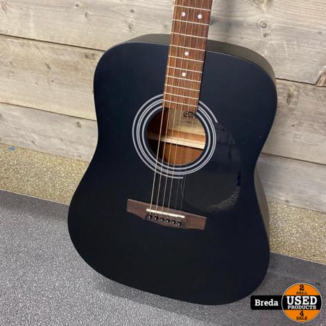 Cort AD810 akoestische gitaar l Zwart Gesatineerd