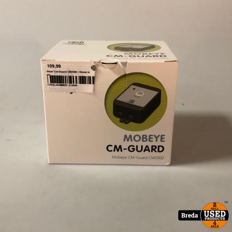 Mobeye Cm-Guard CM2000   Nieuw in doos