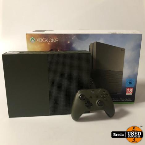 Xbox One S 1TB special edition Compleet in Doos | Met Garantie
