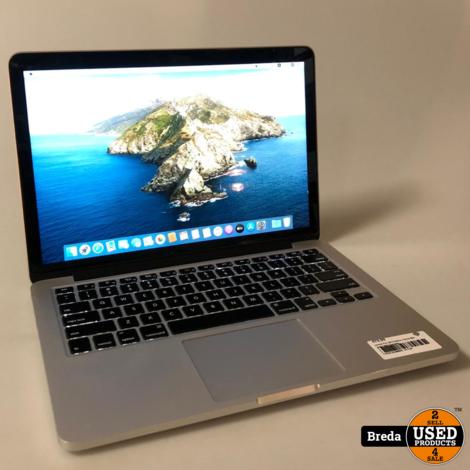 Macbook Pro 2013 Retina 13inch Met Oplader Met Garantie
