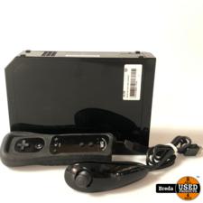 Nintendo Wii zwart | Met controller | Met Garantie