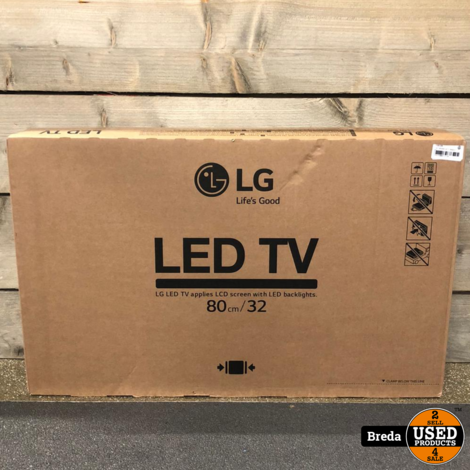 LG 32LT340CBZB Led Tv | Nieuw in doos | Met Garantie